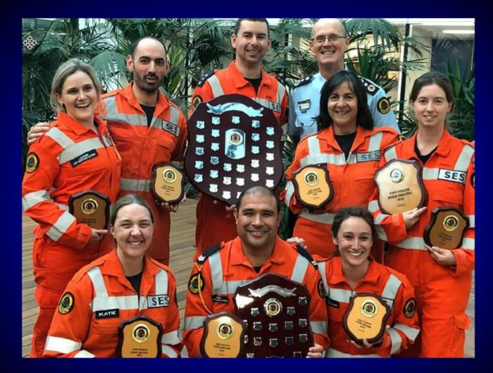 NSW SES VA Proud Sponsors of the 2019 State Disaster Rescue Challenge